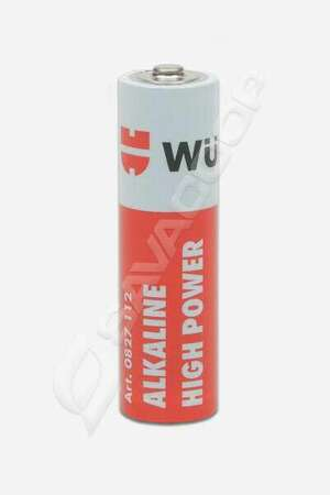 Baterija alkalna 1,5V mangan AA - AKCIJA