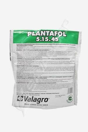 Valagro Plantafol 1/1 5-15-45