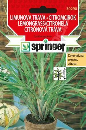 SPRINGER Lekovito bilje Limunova trava 0,1g 30290