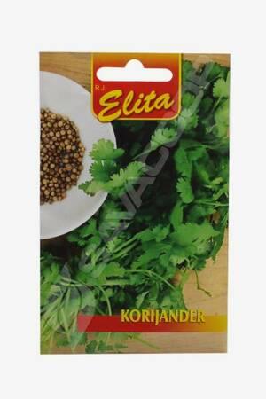 ELITA  Začinsko bilje Korijander 2g