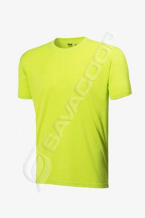 HH Majica kratkih rukava Tech zelena