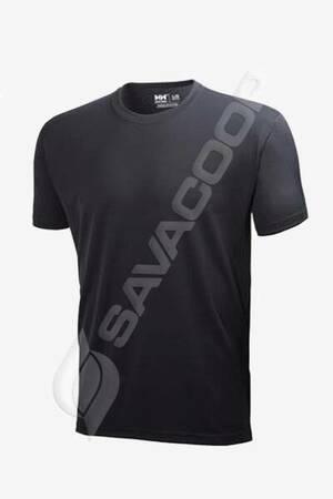 HH Majica kratkih rukava Tech crna