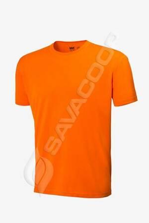 HH Majica kratkih rukava Tech narandžasta