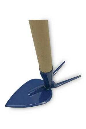 Motika mala list sa dva roga NASAĐENA - plava