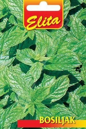 ELITA  Začinsko bilje Bosiljak 0,5g