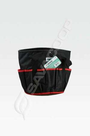 Baštenska torba crveno-crna Springer