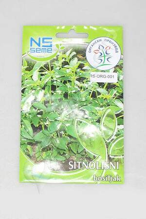 NS Začinsko bilje  Bosiljak sitnolisni  1g