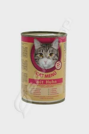 Konzerva CAT meni piletina za mace 415 g