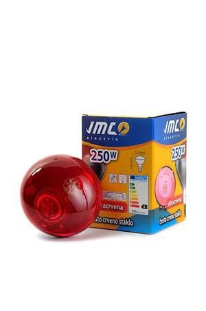 Infrared sijalica JMC E27 - za prasiće 250W