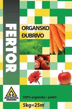 Fertor  25/1 organsko đubrivo