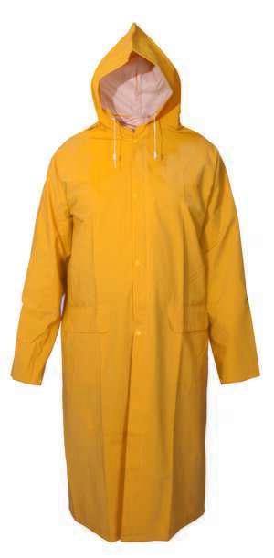 Kišna kabanica DEREK žuta