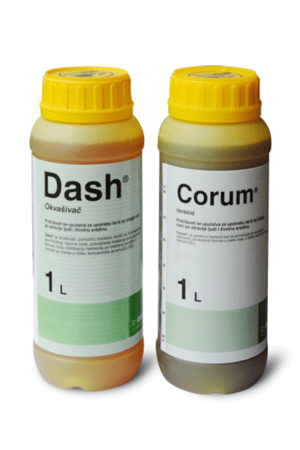 Corum+Dash L (Corum2x1L+Dash1x1L)