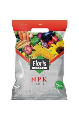 NPK 5/1 15-15-15  FLORIS đubrivo