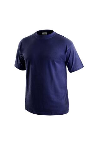 Majica kratki rukav DANIJEL tamno plava